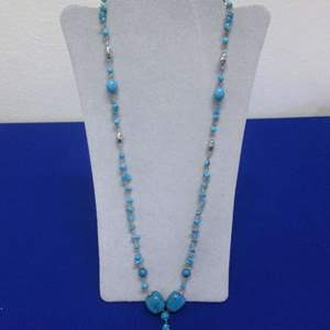 Lot # 163 - Turquoise Necklace