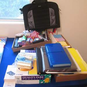 Lot # 43 - Assorted Office Supplies