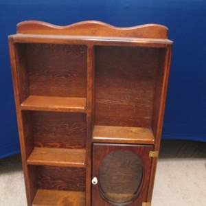 Lot # 44 - Display Cabinet
