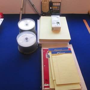 Lot # 47 - Office Supplies