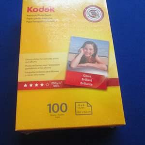 Lot # 51 - Kodak 4 X 6 Photo Paper