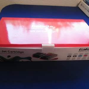Auction Thumbnail for: Lot # 52 - Galada InkJet Cartridges
