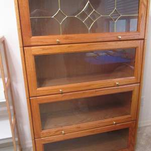 """Lot # 55 - 36"""" Lawyer's-Style Bookcase"""