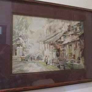 Lot # 78 - Framed Wall Art