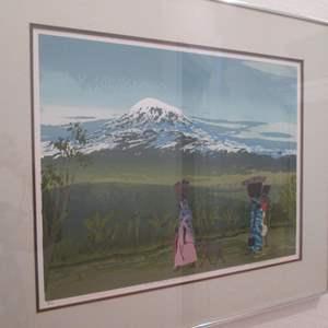 Lot # 80 - Framed Wall Art