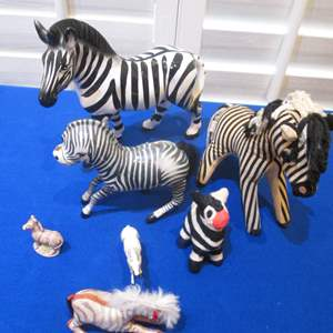 Lot # 99 - All Zebras Accounted For...