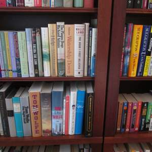 Lot # 117 - Variety of Books