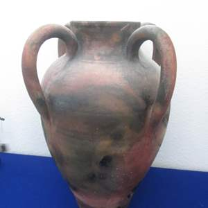 Lot # 141 - Vase with Handles
