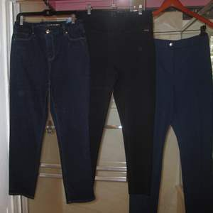 Lot # 157 - 3-Pair Ladies Jeans/Slacks