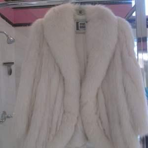 Lot # 158 - Fox Fur Jacket by Saga