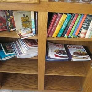 Lot # 191 - Assortment of Cookbooks