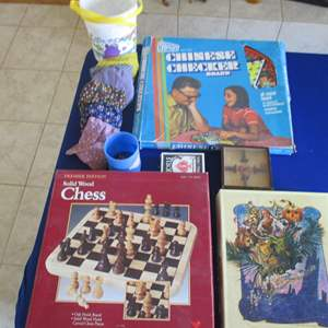 Lot # 208 - Kid's Fun Package:  Assorted Games