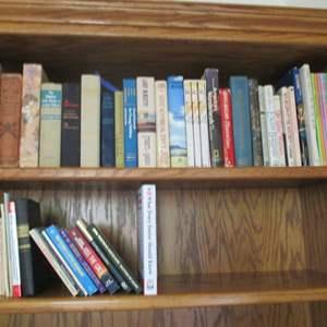 Lot # 275 - Books, Some Older
