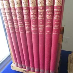 Lot # 245 - The Scribner Radio Music Library