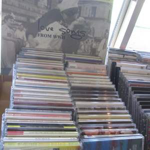 Lot # 250 - Flat of CD's (About 50)