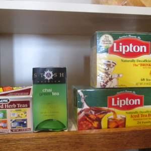 Lot # 289 - Tea Items
