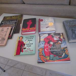Lot # 323 - Collection of Older Books