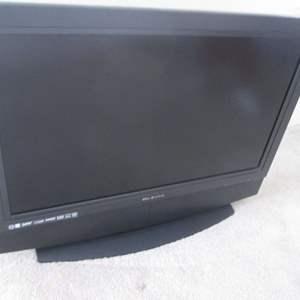 """Lot # 121 - 37"""" Olevia TV, No Remote"""
