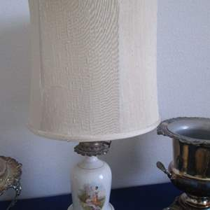 Lot # 126 - Pair of Older Table Lamps Styled by Verplex