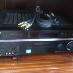 Lot # 237 - Sony AM/FM Stereo Receiver, #STR-DE897