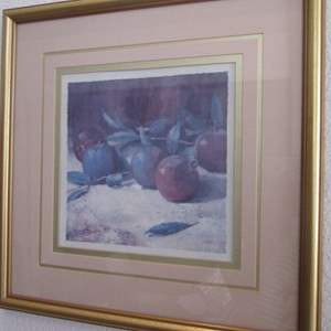 Lot # 263 - 2-Framed Wall Pictures