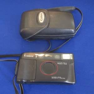 Lot # 265 - Canon Multi Tele 35mm Camera with Case