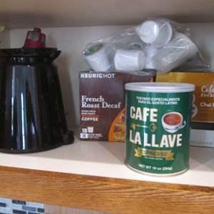 Lot # 288 - Coffee Items