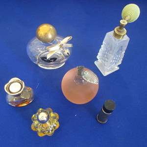 Lot # 307 - 6-Perfume Bottles