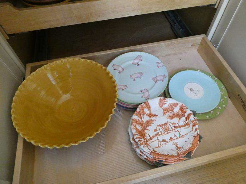 Lot # 23- Dishes, dishes, and more dishes! Beautiful, fun pieces for every occasion (main image)