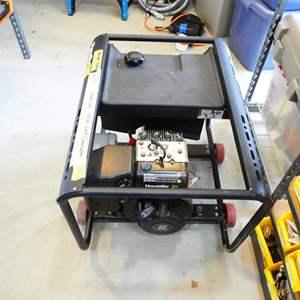 Lot # 274- Generator, Homelite (on wheels)
