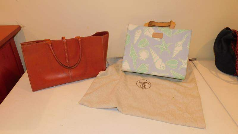 Lot # 413-More designer handbags! You can never have too many! (main image)