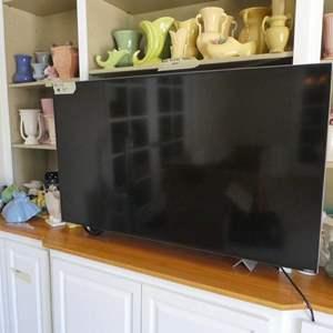 Lot # 71- VIZIO Smart TV 50 inch