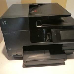 Lot # 88-HP printer, fax, copier HP 8625