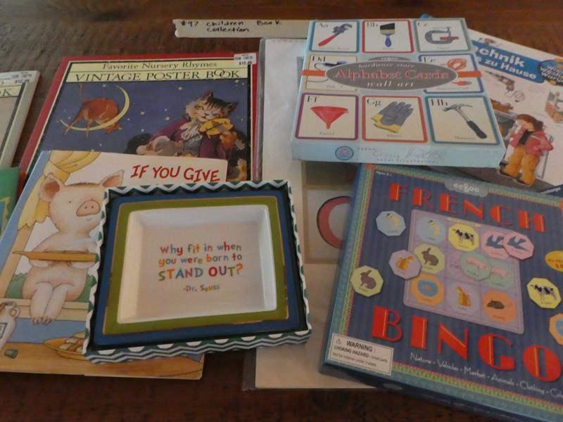 Lot # 97-fun children's books! (main image)