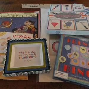 Lot # 97-fun children's books!