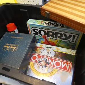 Lot # 327- lots of games!