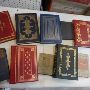 Lot # 343- Vintage books/ classics