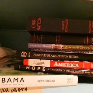 Lot # 102- American Books, history books