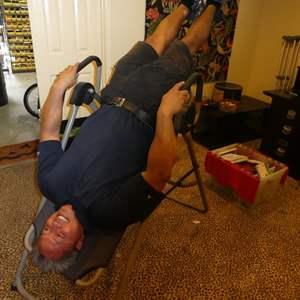 Lot # 357-Teeter hangup back stretcher