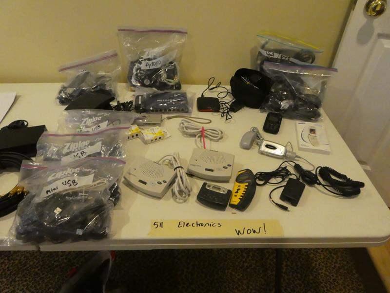 Lot # 511-Electronics - WOW! (main image)