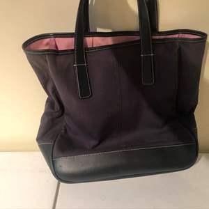 Lot # 393-Coach handbag- used