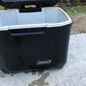 Lot # 525- Coleman ice chest