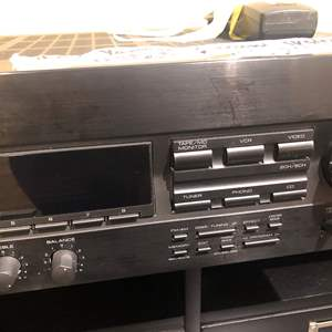 Lot # 535- Kenmore audio/ video receiver KR-V6030