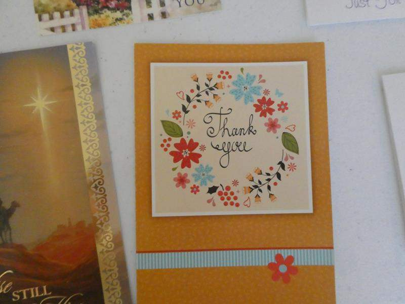 Lot # 140- Box full of Very cute greeting cards for all occasions! (main image)