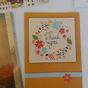 Lot # 140- Box full of Very cute greeting cards for all occasions!