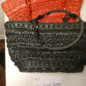 Lot # 157-3 Fun casual hand bags