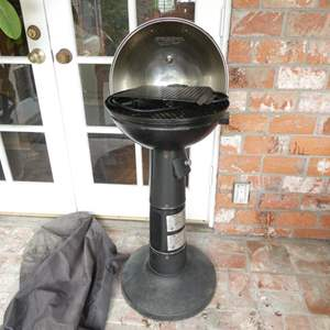 Lot # 309-Masterbuilt BBQ (dirty but looks like never used)