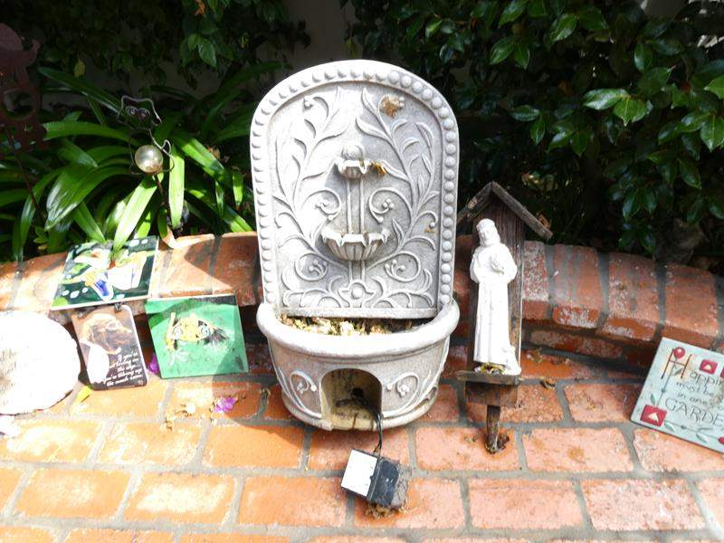Lot # 315-Must see miscellaneous yard art and statues. (main image)