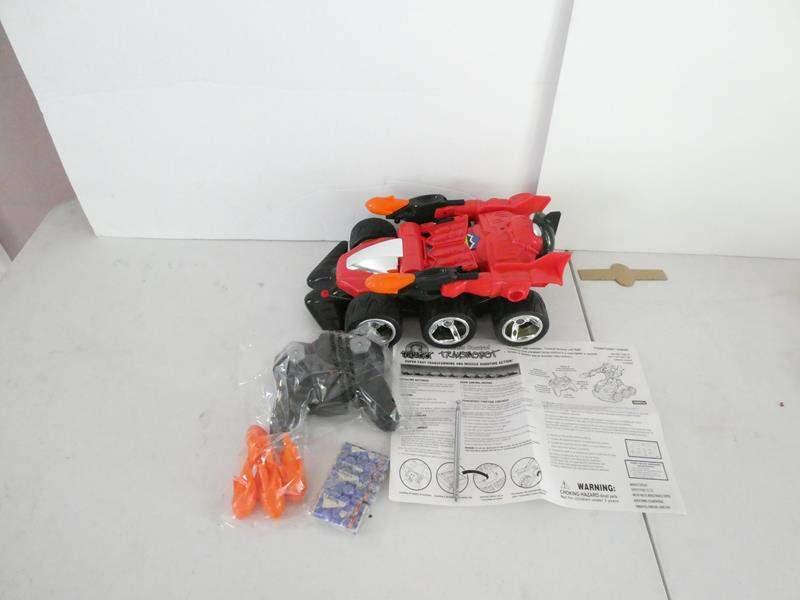 Lot # 230-Radio control transmobot, new in box (main image)