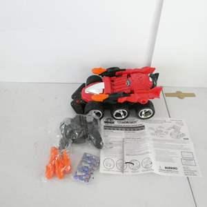 Lot # 230-Radio control transmobot, new in box